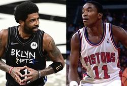 PG huyền thoại NBA khẳng định tầm quan trọng của Kyrie Irving với Brooklyn Nets