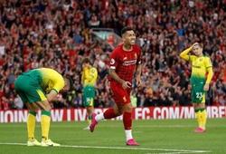 Lịch trực tiếp Bóng đá TV hôm nay 21/9: Norwich City vs Liverpool