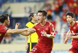 Lịch thi đấu của tuyển Việt Nam ở AFF Cup 2020