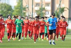 Lịch thi đấu bóng đá nữ Việt Nam tại vòng loại Asian Cup 2022