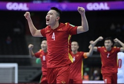 Lịch trực tiếp Bóng đá TV hôm nay 22/9: Futsal Nga vs Việt Nam