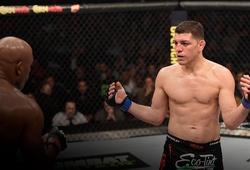 """Nick Diaz sẽ từ bỏ phong thái """"gangster"""" khi đối đầu Robbie Lawler tại UFC 266"""