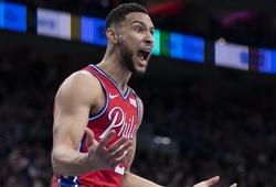 Ben Simmons khẳng định không chơi thêm bất cứ trận nào cho Philadelphia 76ers