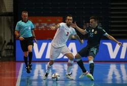 Futsal Việt Nam gặp đội nào tiếp theo ở tứ kết World Cup 2021 nếu thắng Nga?