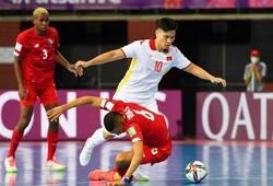 Kết quả, tỷ số bóng đá futsal Việt Nam vs Nga hôm nay