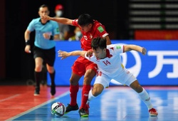 Cầu thủ Việt Nam lọt Top 5 sao trẻ rực sáng ở futsal World Cup 2021