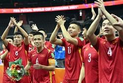 Hành trình ấn tượng của futsal Việt Nam tại World Cup 2021 qua các con số