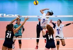 Thua U18 Mỹ, tuyển bóng chuyền nữ U18 Thái Lan vẫn có 3 điểm đầu tiên
