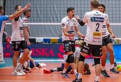 Tân binh Bigbank Tartu gây sốc ở giải bóng chuyền nam Champions League