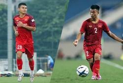 Ông Park gọi bổ sung hai hậu vệ cánh lên tuyển Việt Nam