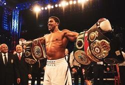 Anthony Joshua: Tham vọng trở thành boxer vĩ đại và đắt giá nhất lịch sử nước Anh