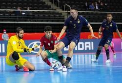 Link xem trực tiếp futsal Thái Lan vs Kazakhstan, FIFA World Cup 2021