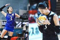 Sao bóng chuyền Philippines đặt chân đến Nhật Bản chuẩn bị cho V.League