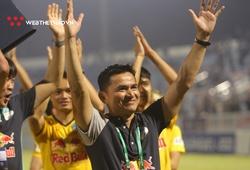 """""""Mất"""" chức vô địch V.League 2021, Kiatisuk hứa gắn bó lâu dài với HAGL"""