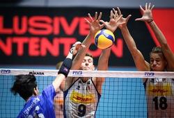 Thái Lan hết cửa vào tứ kết giải bóng chuyền U21 vô địch thế giới