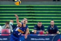 MVP bị đánh bật khỏi đội hình trong mơ giải bóng chuyền nam Vô địch châu Âu