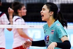 Sau trận thắng đầu tay, Thái Lan đụng ngay Brazil ở giải bóng chuyền nữ U18 VĐTG