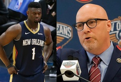 New Orleans Pelicans có thể mất Zion Williamson