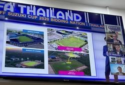 """Campuchia bị hụt, Thái Lan và Singapore vào """"chung kết"""" đăng cai AFF Cup 2020"""
