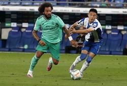 Tiền đạo số 1 Trung Quốc không hội quân sớm vì… Real Madrid