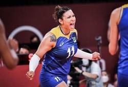Kỷ lục gia bóng chuyền Brazil lên tiếng về cáo buộc doping tại Olympic Tokyo 2021