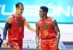Ngoại binh Daquan Bracey bùng nổ với 50 điểm, Saigon Heat vượt qua Nha Trang Dolphins