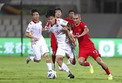 Kết quả Việt Nam 2-3 Trung Quốc: Nỗ lực đáng khen