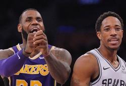 Không phải Westbrook, DeRozan mới là phương án A của LeBron James?