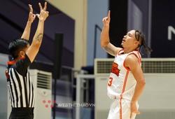 San bằng kỷ lục 3 điểm VBA, Danang Dragons thắng đậm ĐT bóng rổ Việt Nam
