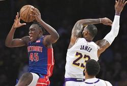Thiếu hụt nhân sự, Los Angeles Lakers ký hợp đồng với lượt pick vòng 1 năm 2019
