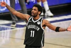 Mất cơ hội thi đấu, Kyrie Irving mất nốt đề nghị gia hạn khủng của Brooklyn Nets