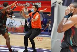 Video: Phút mừng hụt của Danang Dragons trong trận thua Thang Long Warriors