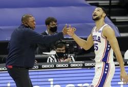 Ben Simmons vs 76ers gặp mặt nhưng vẫn không tìm được tiếng nói chung