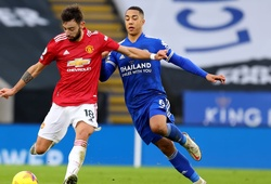 Đội hình ra sân Leicester City vs MU hôm nay 16/10
