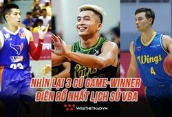 Top 3 cú game-winner điên rồ nhất lịch sử bóng rổ VBA