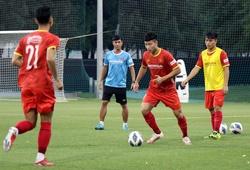Đội hình ra sân U22 Việt Nam vs U22 Kyrgyzstan: Văn Toản dự bị