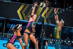VCK bóng chuyền bãi biển King of The Court 2021 sẽ diễn ra tại Qatar