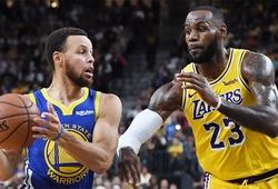 Lakers vs Warriors ngày mai: LeBron James lần đầu đối mặt Stephen Curry tại ngày mở màn