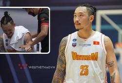 Tâm Đinh nghỉ hết mùa, ĐT bóng rổ Việt Nam khủng hoảng trầm trọng
