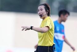 Thêm một bước tiến lớn để nữ trọng tài Việt Nam góp mặt ở World Cup 2023