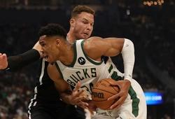 Đè bẹp Brooklyn Nets, ĐKVĐ Milwaukee Bucks ra quân mỹ mãn