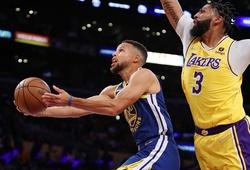 Stephen Curry lập triple-double, cùng Warriors lội ngược dòng ngoạn mục trước Lakers