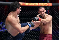 """Dana White's Contender Series: Võ sĩ giành hợp đồng UFC sau đòn đá đối thủ """"dính tường"""""""