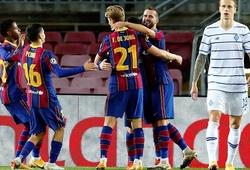 Đội hình ra sân Barcelona vs Dinamo Kiev hôm nay 20/10
