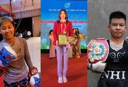 Top 3 bóng hồng rạng danh làng võ thuật Việt Nam 2021