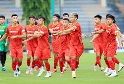 HLV Park Hang Seo loại 3 cầu thủ, chốt danh sách dự vòng loại U23 châu Á 2022