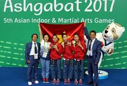 Đại hội thể thao trong nhà và võ thuật châu Á chính thức dời lịch sang năm 2023
