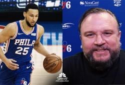 GĐKT Philadelphia 76ers: Drama Ben Simmons sẽ còn kéo dài