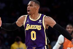 """Russell Westbrook: """"Vì tôi quá nhanh nên đồng đội Lakers chưa thể kịp bắt nhịp"""""""