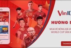 Xác định ngày mở cửa bán vé trận Việt Nam vs Nhật Bản